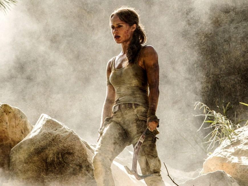 Alicia Vikander est la nouvelle «Lara Croft»