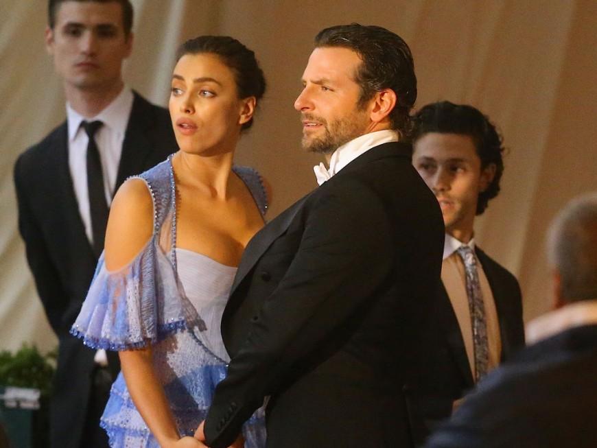Bradley Cooper et Irina Shayk: c'est une petite fille!