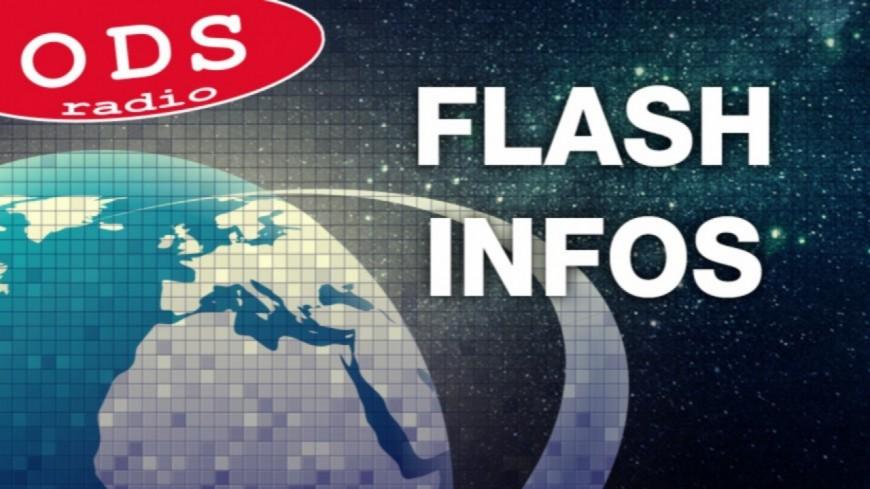 12.11.19 Flash Info 9H - M. Bienvenot