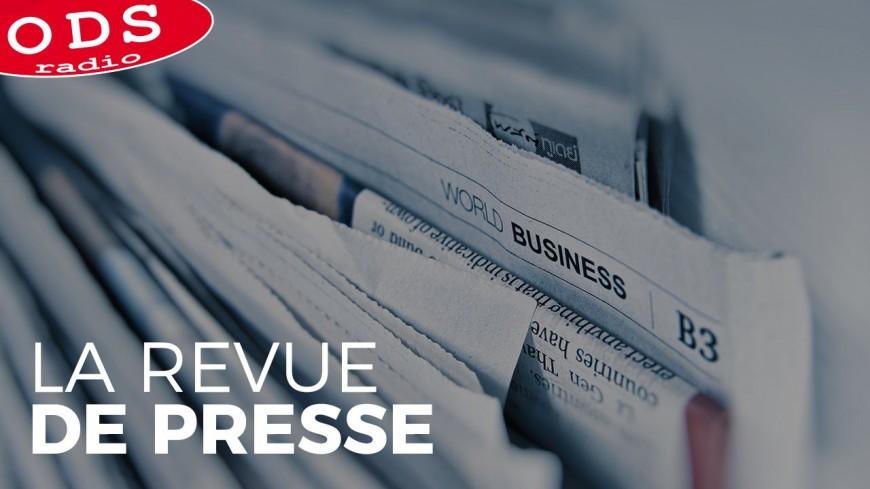 14.01.20 La revue de presse par M. Bienvenot
