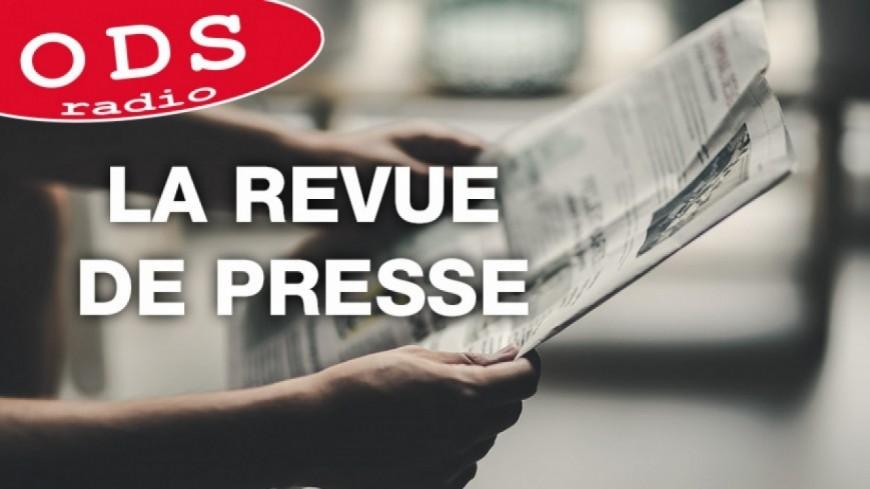 08.11.18 La revue de presse par M. Bienvenot