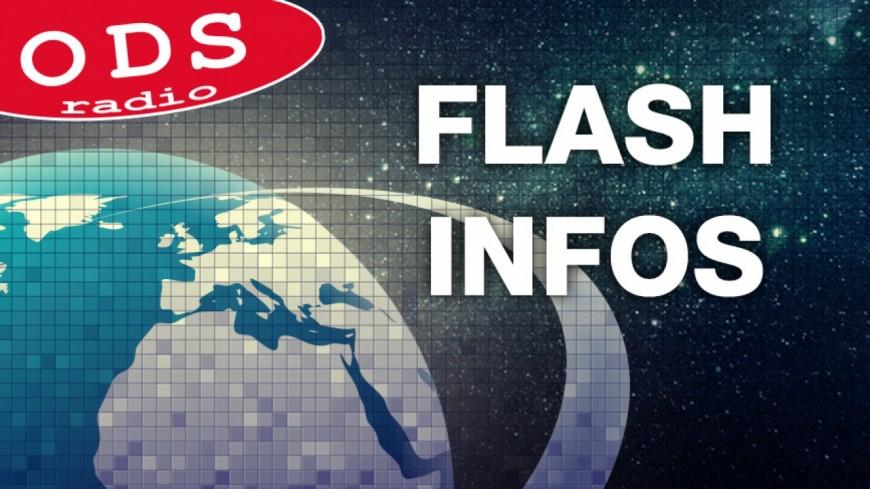 11.10.18 Flash Info 9H - M. Bienvenot
