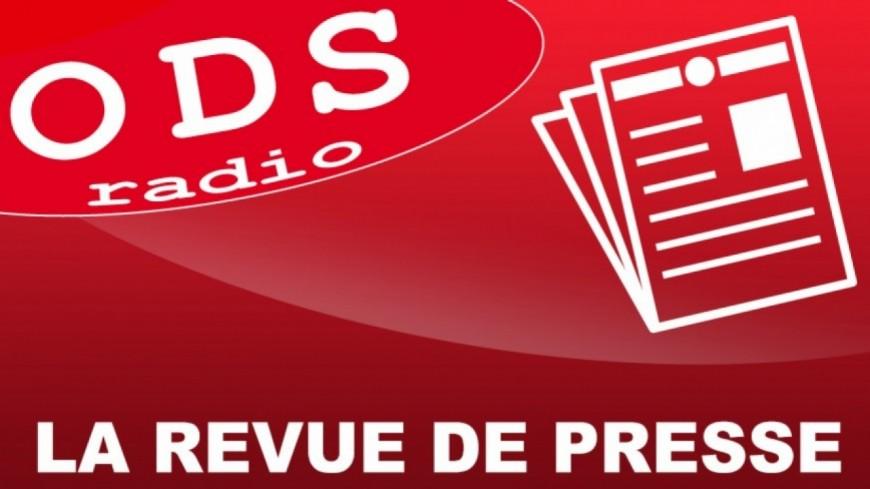 Revue de presse du 20.03.17 Nicolas Marin