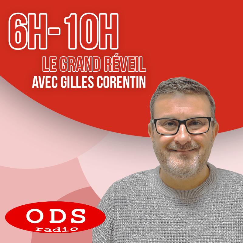Le Grand Réveil ODS radio - 6h/10h