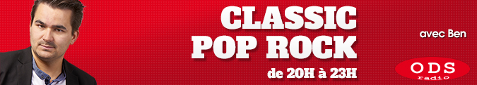 Classic Pop Rock ODS radio 20h/23h