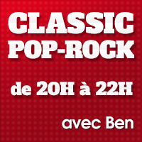 Classic Pop Rock ODS radio 20h/23h