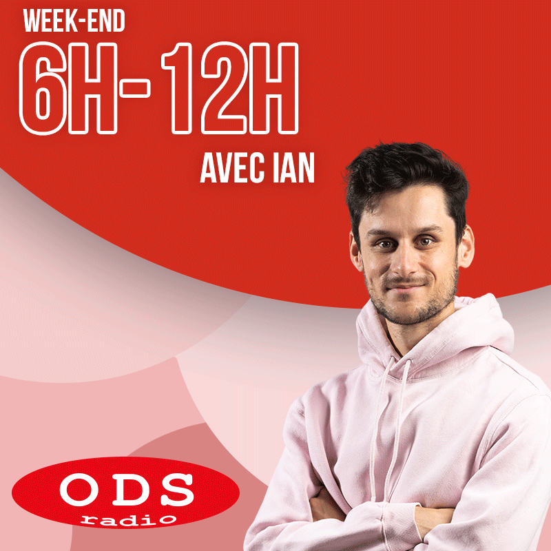 ODS Radio week-end 6h/12h