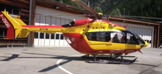 Chamonix : un homme retrouvé en hypothermie