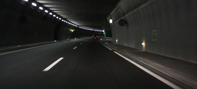 Des travaux dans le tunnel du Mont-Sion lundi soir