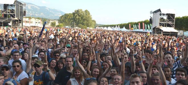 Aix-les-Bains : Musilac continue d'annoncer ses têtes d'affiches
