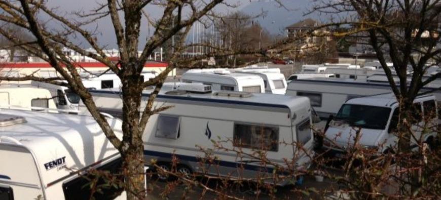 Gens du voyage : une députée mobilisée en Haute-Savoie