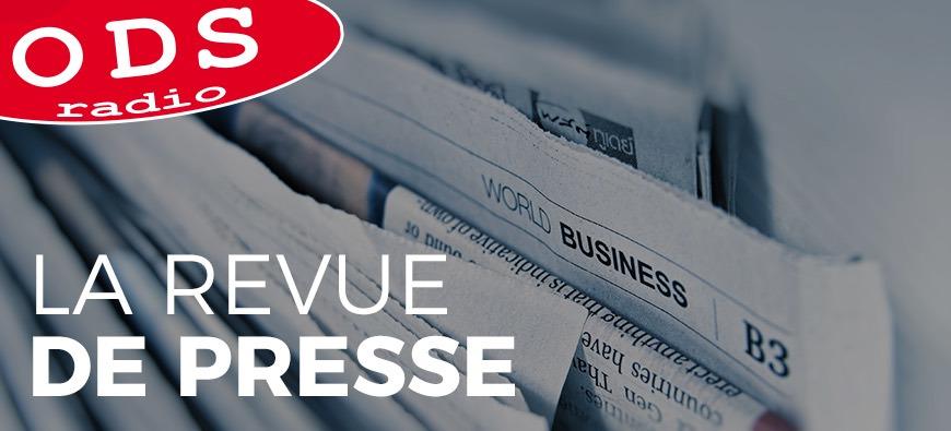 24.09.20 La Revue de presse par E. Lallier