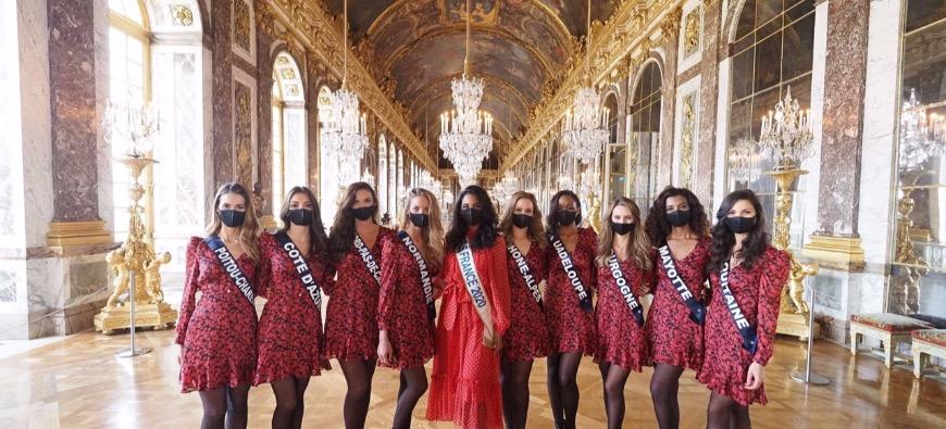 Miss France 2021 : Découvrez les portraits officiels des 29 candidates !