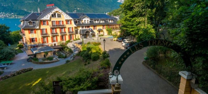 Les Pays de Savoie honorés au Guide Michelin