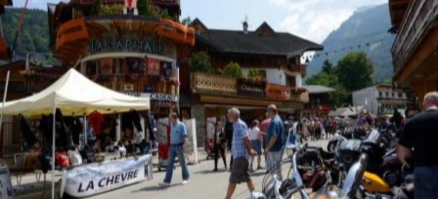 Les Harley Days annulés en Haute-Savoie