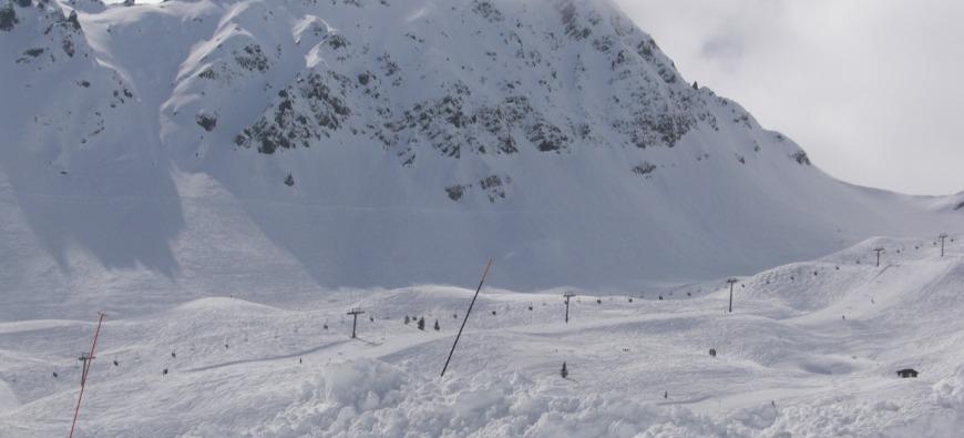 Attention aux avalanches de printemps en Haute-Savoie