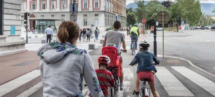 Grand Annecy : le plan vélo en consultation citoyenne