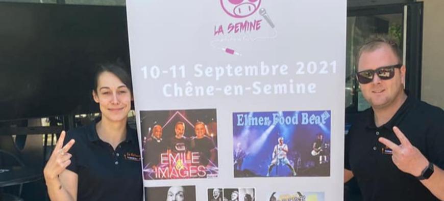 """""""La Semine part en live""""  en septembre !"""