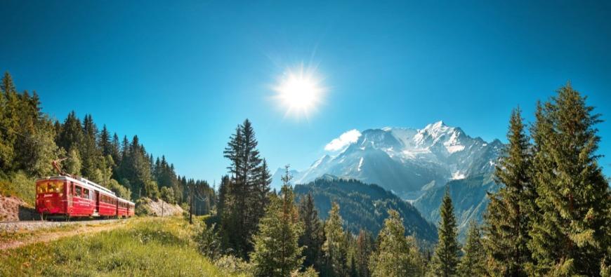 Saint-Gervais Mont-Blanc, un écrin pour se ressourcer en famille !