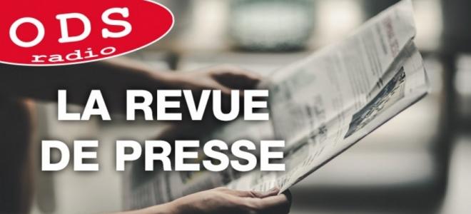 La revue de presse de ce lundi avec Marion Bienvenot