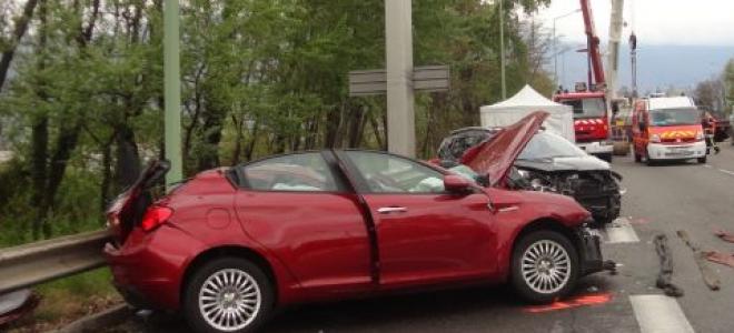 Plusieurs blessés dans un accident en Haute-Savoie