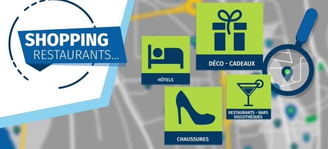 Aix Go Shopping : l'appli des commerçants d'Aix-les-Bains