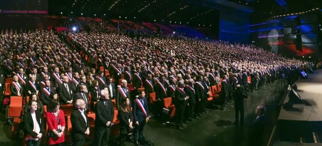 Les élus locaux montent à Paris cette semaine