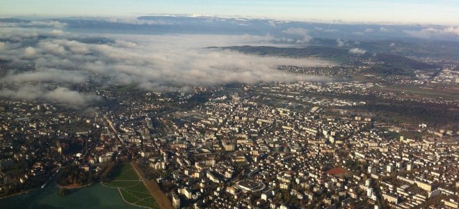 Annecy 7eme ville de France où il fait bon travailler
