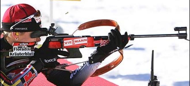 Le Grand-Bornand est la capitale du biathlon cette semaine