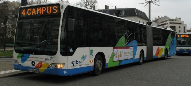 Annecy : les bus en service tous les dimanches de décembre