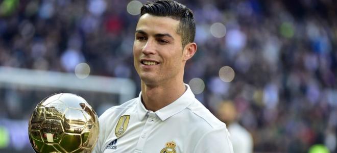 Cristiano Ronaldo : Ballon d'or 2017 !