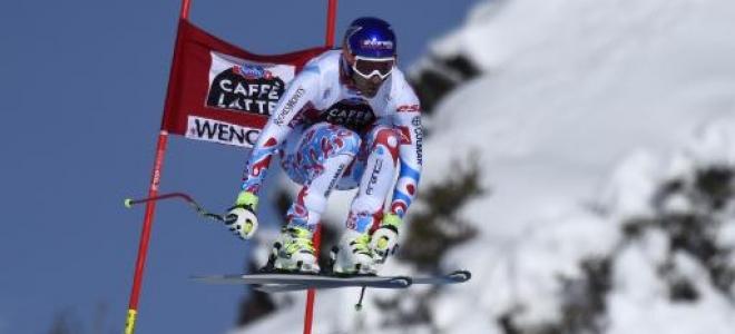 Val d'Isère accueille la coupe du monde de ski ce weekend