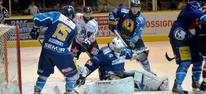 Hockey : nouveau match pour Chamonix