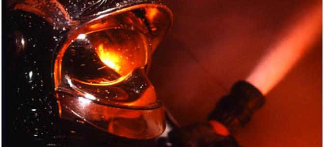 Début d'un important incendie à Tournon ce weekend