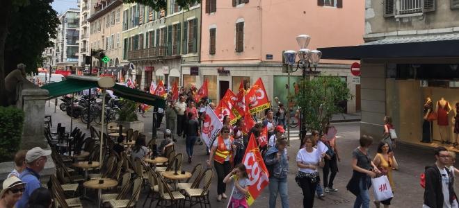 Des manifestations ce week-end en Pays de Savoie