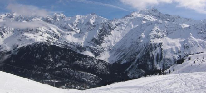 Le Mont-Blanc, terrain de jeu d'un marathon ce weekend
