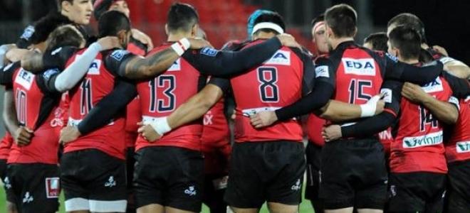 Une troisième défaite pour Oyonnax en rugby