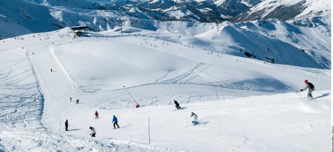 Les station de ski ouvertes dans la région