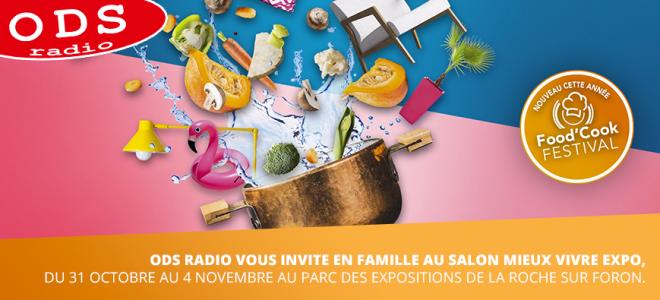 ODS radio vous invite à Mieux Vivre Expo !