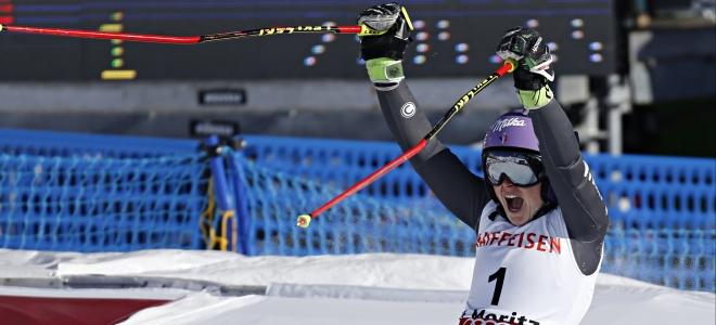 Ski : nouveau podium français en coupe du monde