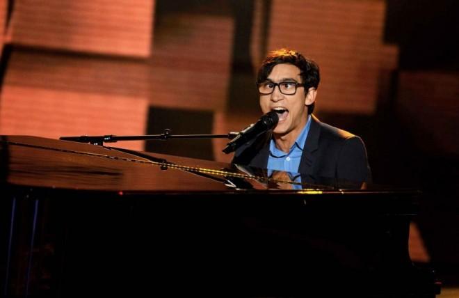 La prestation émouvante de Vincent Vinel à The Voice !