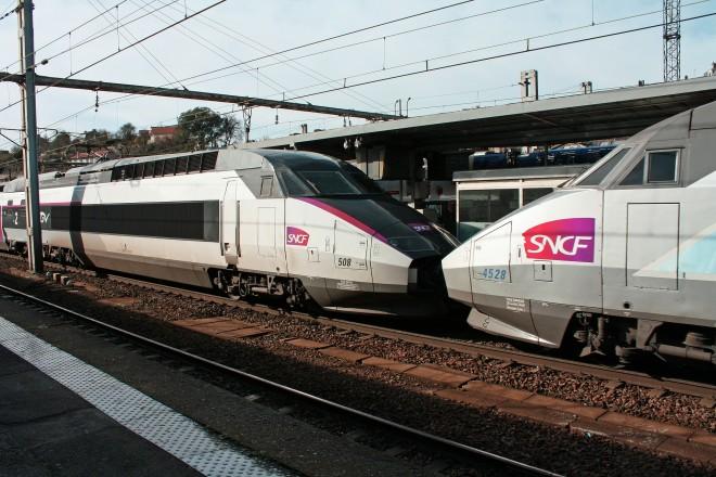 Grève sur les rails en Pays de Savoie