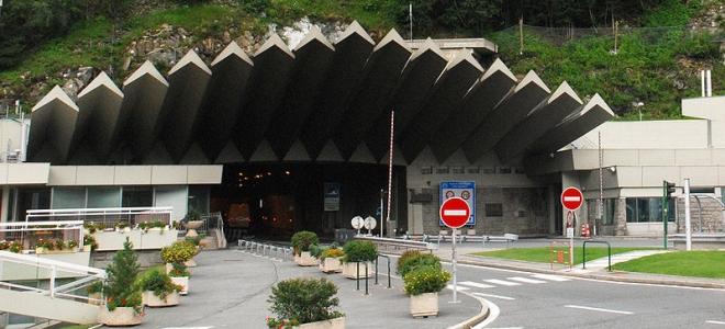 Fin des travaux dans le tunnel du Mont-Blanc