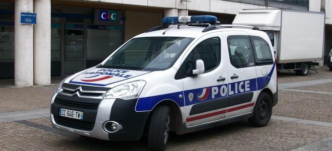Un camion accidenté à Aix-les-Bains